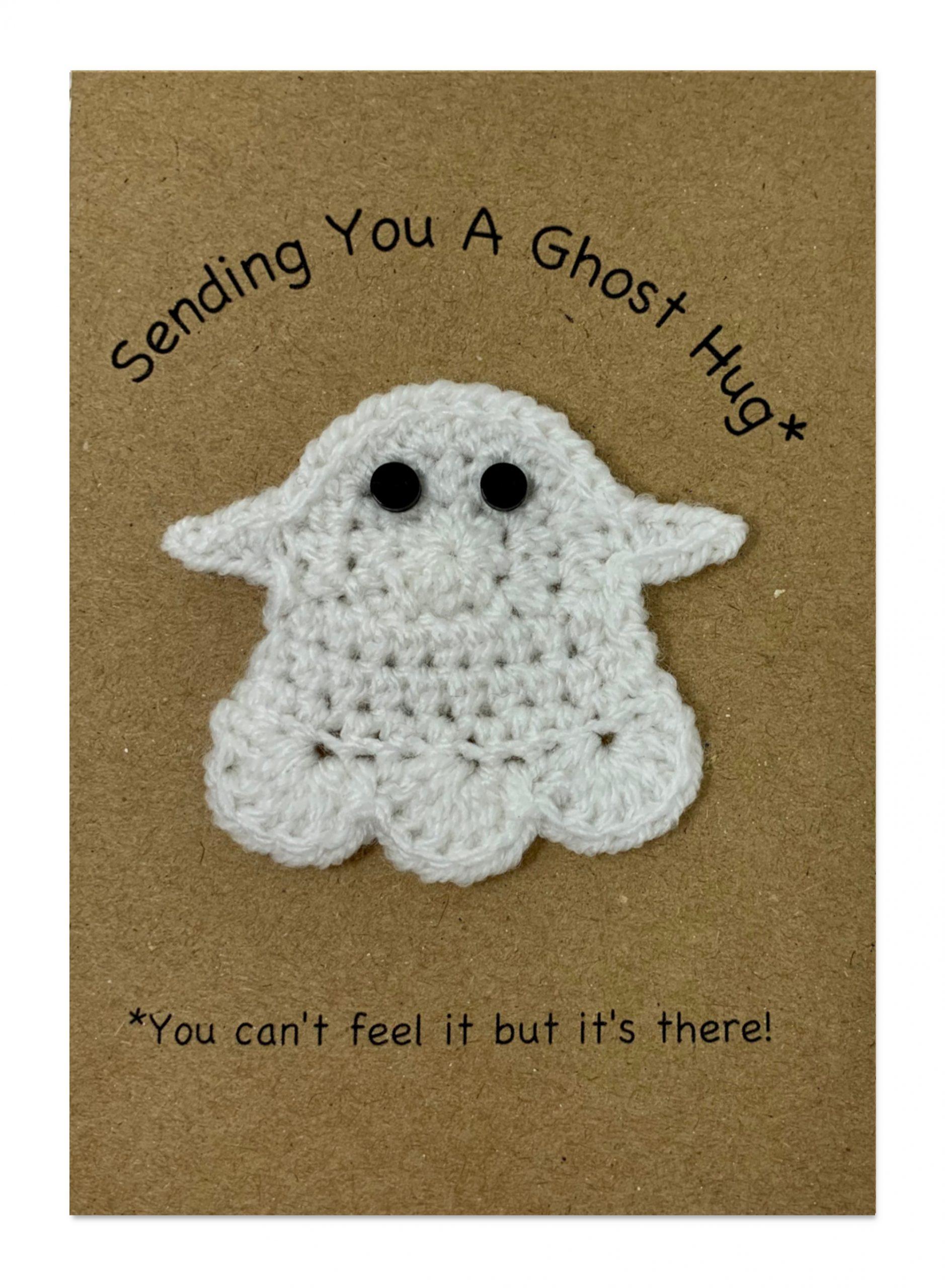 Ghost Hug - edited